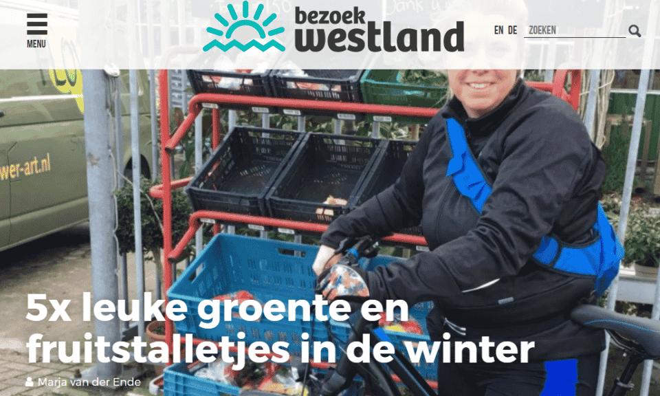 Blog Bezoek Westland: 5x stalletjes in de winter