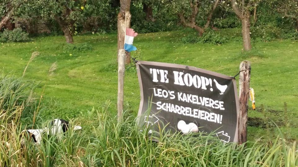 Proefrit 'Tour de Tapas Krimpenerwaard' – start Lekkerkerk
