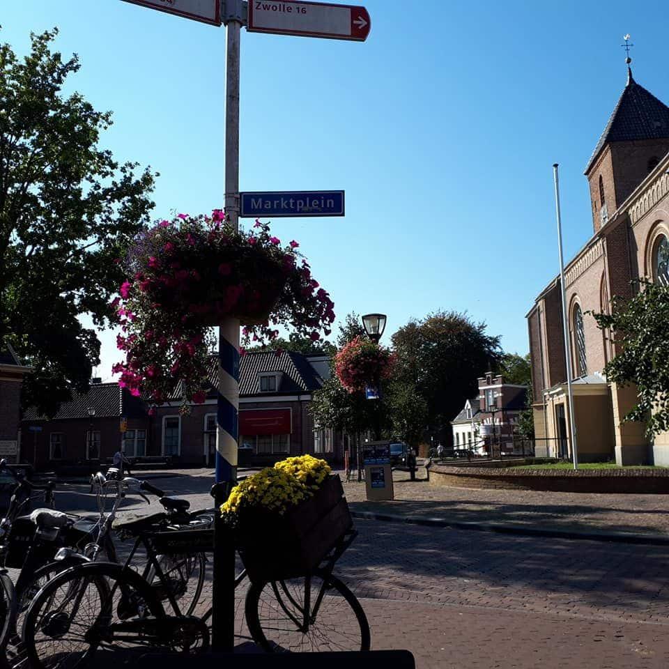 """Noaberhaptrap:-""""de Kr8 van Raalte"""":18-09-2018"""
