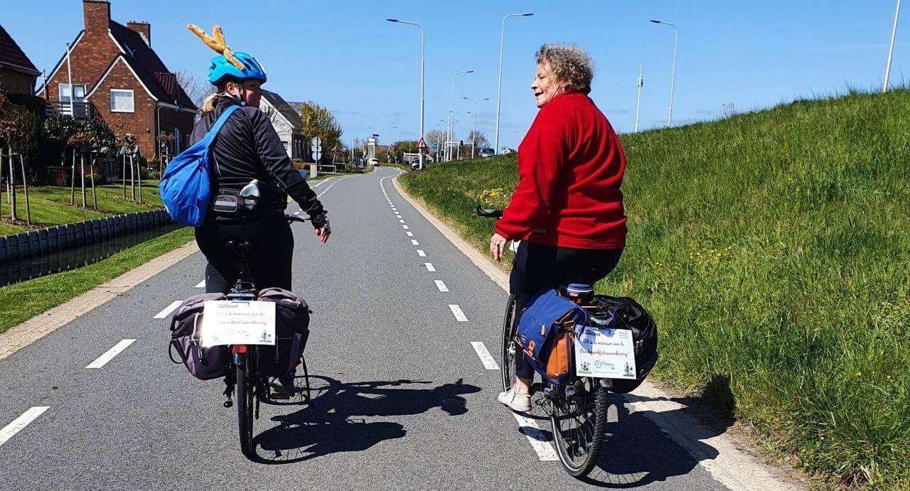 Verslag fietsen voor de Paasbrunchfietsenverkiezing buit – 23/4/2021